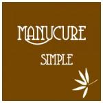 manucure simple