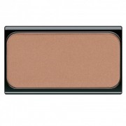 02 - deep brown orange blush